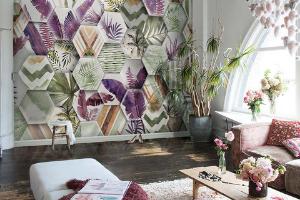 Фреска в интерьере – стиль, качество и безопасность
